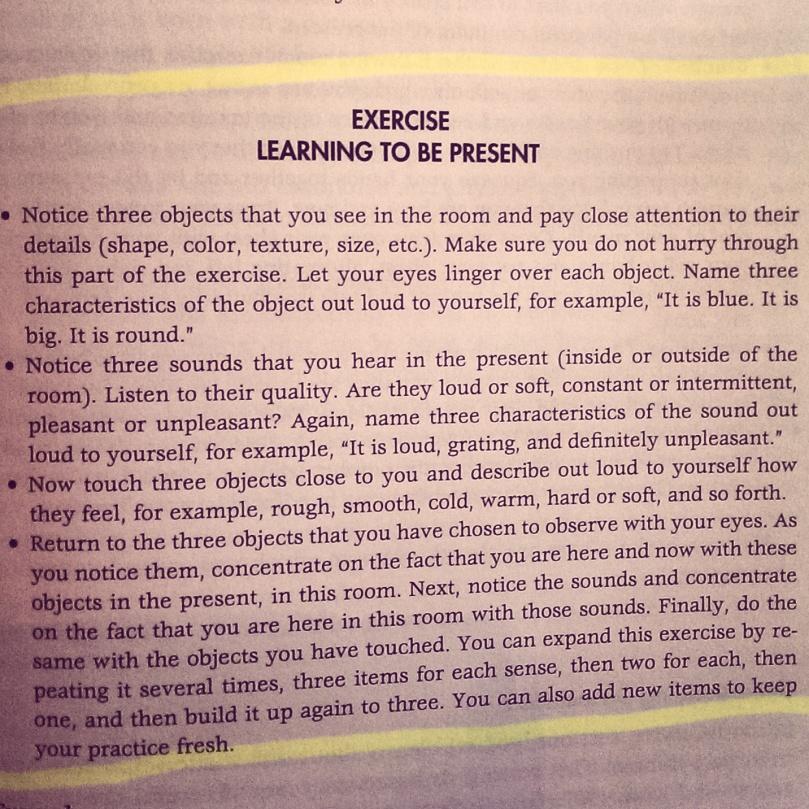 Den første øvelsen i kapittel 1.